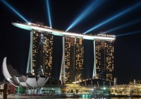 คาสิโน มาริน่าเบย์แซนด์ Marina Bay Sands - ประเทศสิงคโปร์